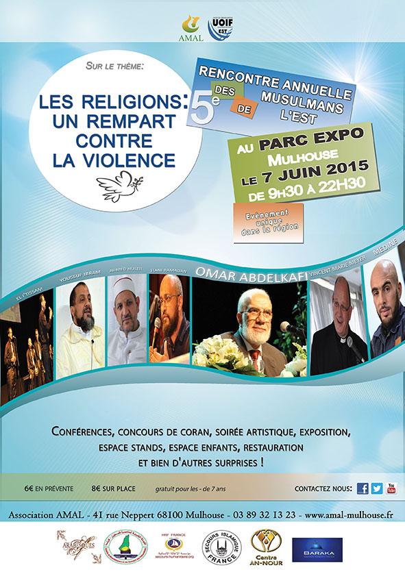 rencontre annuelle convertis musulmans