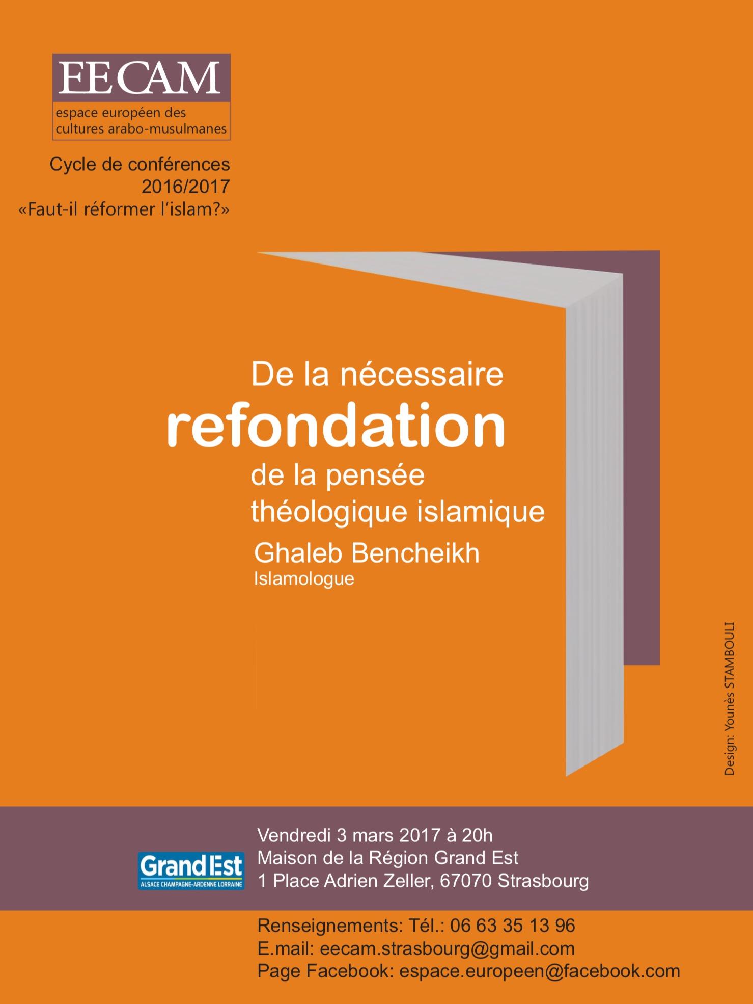 http://www.saphirnews.com/agenda/De-la-necessaire-refondation-de-la-pensee-theologique-islamique_ae474640.html