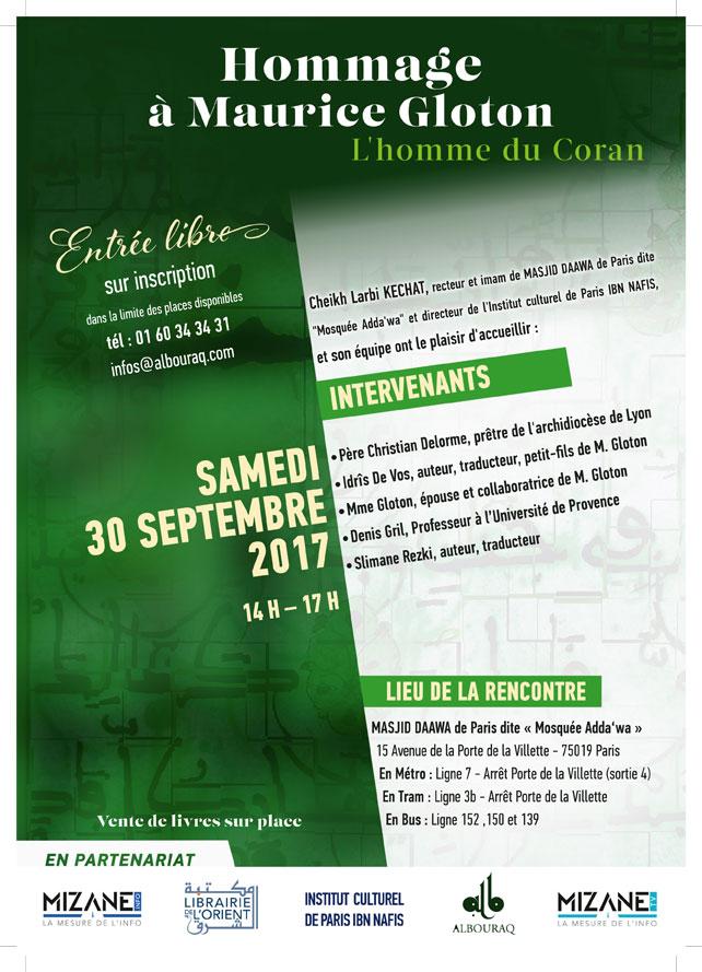 http://www.saphirnews.com/agenda/Hommage-a-Sidi-Ubaydallah-Maurice-Gloton-l-homme-du-Coran_ae523159.html