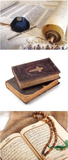 http://www.saphirnews.com/agenda/L-ecriture-des-trois-livres-saints-Le-Coran-quand-et-comment-le-livre-saint-des-musulmans-a-t-il-ete-elabore_ae526811.html