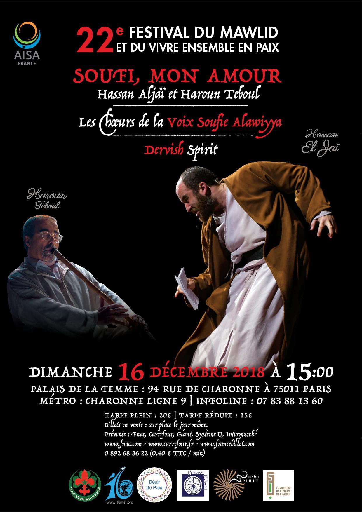 https://www.saphirnews.com/agenda/Soufi-mon-amour-22e-Festival-du-Mawlid-et-du-vivre-ensemble-en-paix_ae613982.html