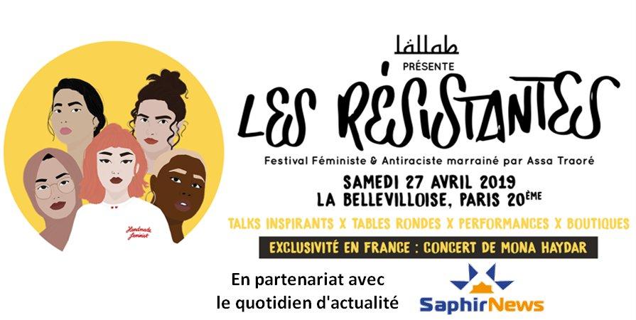 https://www.saphirnews.com/agenda/Lallab-Birthday-hommage-aux-resistantes_ae648893.html