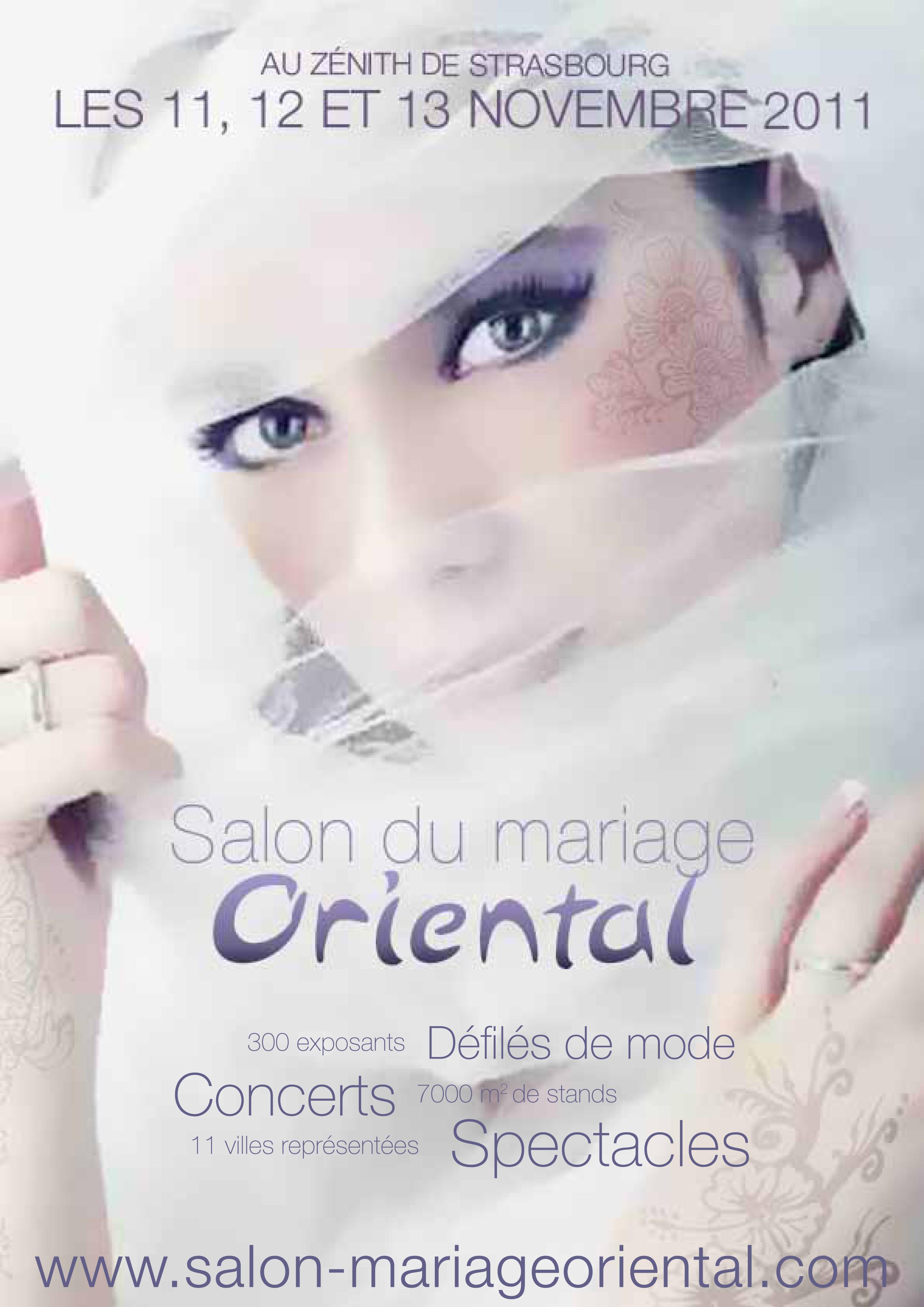 salon du mariage oriental du grand est - Mariage Halal Droulement