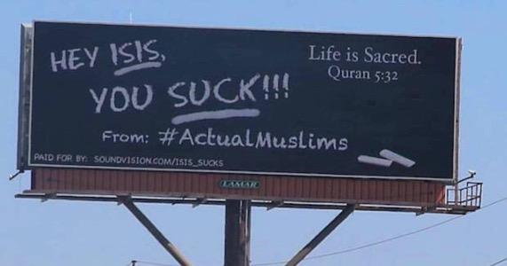 Etats-Unis: des musulmans de Chicago adressent un message à l'Etat islamique