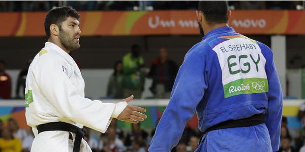 JO2016 : Islam El Shehaby renvoyé pour avoir refusé de serrer la main de son adversaire israélien