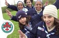 Les Scouts musulmans diffusent  la « Flamme de l'Espoir » en Europe