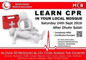 Grande-Bretagne : des formations aux premiers secours dispensées dans les mosquées