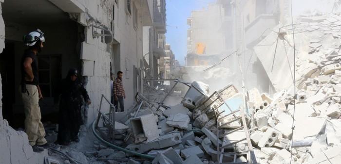 Syrie : que reste-t-il d'Alep ? (vidéo)