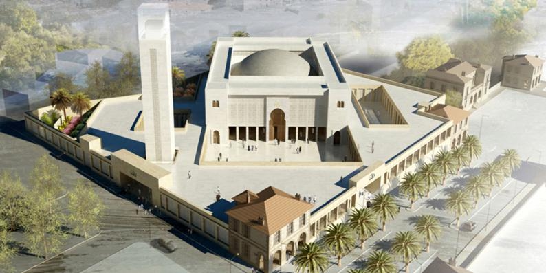Marseille officialise la fin du projet de grande mosquée