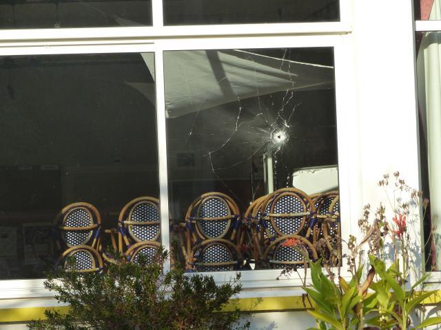 Loire Atlantique: un centre d'accueil de migrants visé par balles