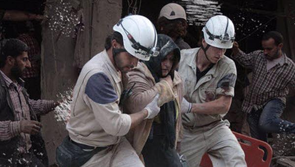 La France déroule le tapis rouge pour les Casques blancs syriens