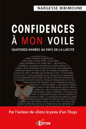 Confidences à mon voile, de Nargesse Bibimoune