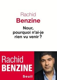 Quand Rachid Benzine se révèle en romancier