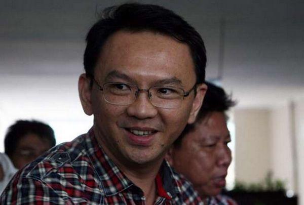 Basuki Tjahaja Purnama, surnommé Ahok, le gouverneur de Jakarta de confession chrétien.