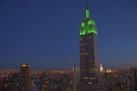 L'Empire State Building s'illumine pour l'Aïd
