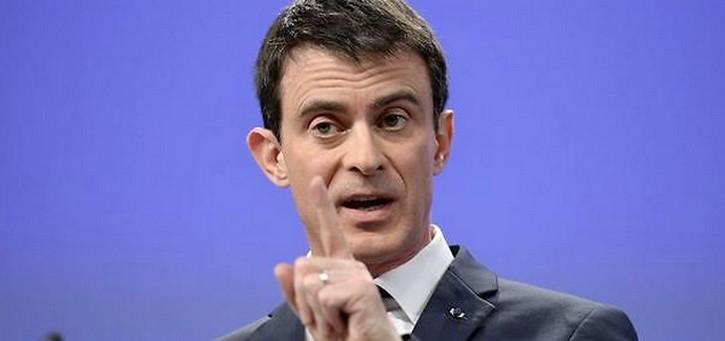 Présidentielle 2017 : Manuel Valls annonce un prolongement de l'état d'urgence