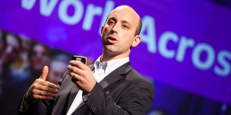 Jonathan Greenblatt, président de l'ADL.