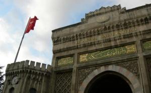 L'université d'Istanbul.