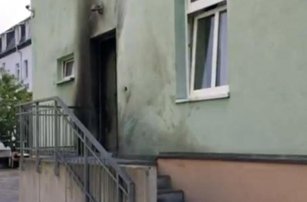 La mosquée de Dresde, ici à l'image, a été victime d'un attentat en septembre dernier.