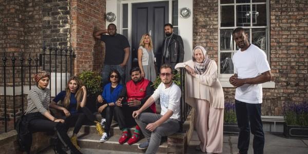 L'émission britannique « Muslims like us » diffusée sur la BBC a réuni dix musulmans qui montrent la diversité des communautés musulmanes. © BBC