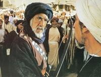 Anthony Quinn dans le rôle de Hamza