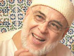 Sidi Jamal Eddine, leader de la tariqa Boutchichiyya après la mort de son père.