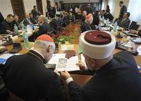 Sommet interreligieux au Vatican: 'la méconnaissance de l'islam est grande', Mustapha Chérif