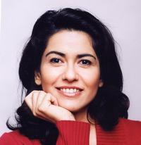 Jaleh Bradea, chroniqueuse de l'émission 'On n'est pas que des parents' (France 5)