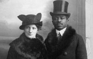 Les parents de Theodor Michael Wonja.