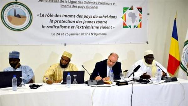 Des leaders religieux musulmans des pays du Sahel se sont retrouvés au Tchad pour discuter du rôle des oulémas et des prédicateurs contre l'extrémisme auprès des jeunes. © APS