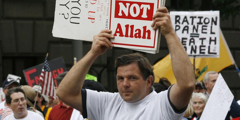 Etats-Unis : le nombre de groupes islamophobes ont triplé en 2016