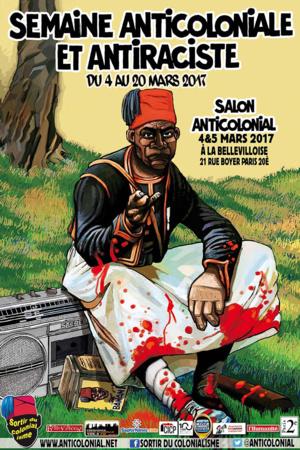 La 12e édition lancée pour la Semaine anticoloniale et antiraciste