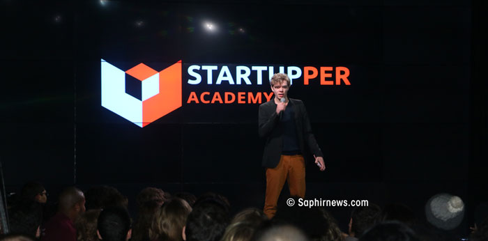 La start-up Copélican remporte la finale de la StartUpper Academy