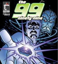"""La série BD koweïtienne """" The 99 """" adaptée à la télévision"""