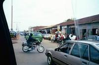 Jos, ville centrale du Nigéria.