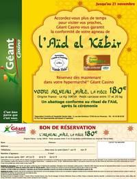 Aïd el-Kebir, ou comment la grande distrib' s'accapare cette fête