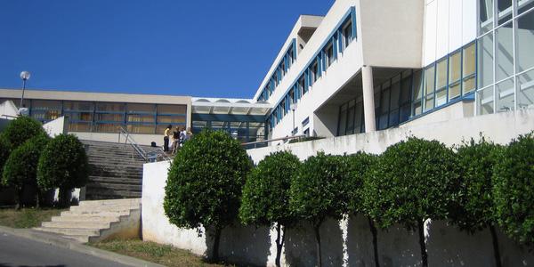 Lycée Alexis de Tocqueville de Grasse (Alpes-Maritimes) © Academie de Nice.