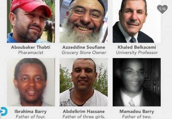 Attentat à Québec : près de 300 000 € distribués aux familles des victimes