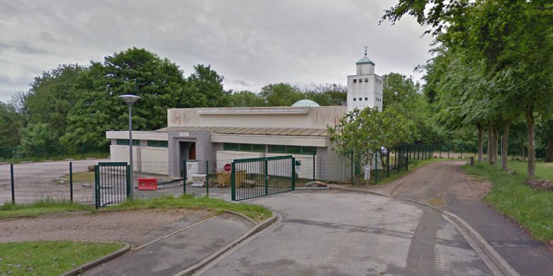 Une mosquée des Hauts de Rouen cambriolée
