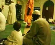 Mosquée de la 43e Rue (West Philadelphia) : appel à la prière de 'ichâ'.