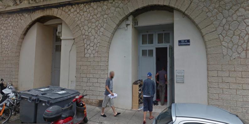 Mosquée de la rue de la Révolution à Sète. ©GoogleStreetView.