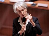 Christine Lagarde : « la France est ouverte à l'établissement de banques de finance islamique sur son territoire. »
