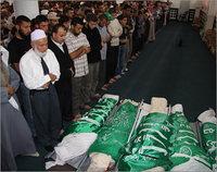 Réactions face aux massacres à Gaza