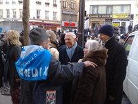Manifestation à Paris : plus de 25 000 personnes contre les bombardements israéliens