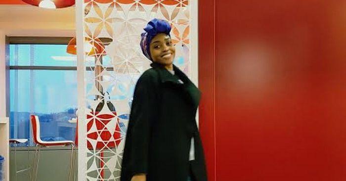 Anrifa Hassani, auto-entrepreneuse et fondatrice de Yoostart. © Lallab