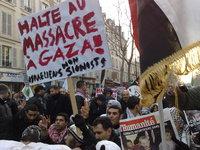Manifestation pro-palestinienne : 100 000 personnes à Paris
