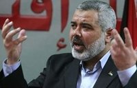 Ismaïl Haniyeh est le Premier Ministre du gouvernement de Gaza