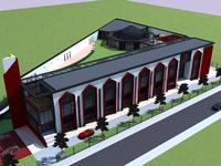 La mosquée de Mulhouse sort de terre