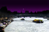Les dérouilleurs constituent un réseau d'échange et d'entraide. La dernière soirée parisienne s'est déroulé à bord d'une péniche sur le  Port de Solferino face au quai Anatole France