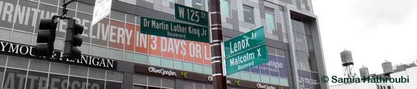 Harlem : balade urbaine au cœur de la lutte des Noirs américains